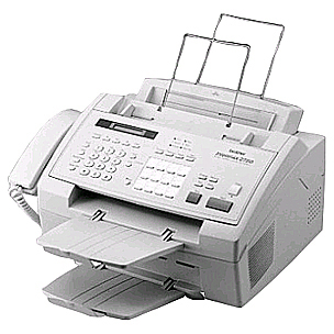 BROTHER INTELLIFAX 2600 PRINTER