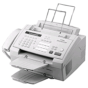 BROTHER INTELLIFAX 2750 PRINTER