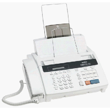 BROTHER INTELLIFAX 750 PRINTER