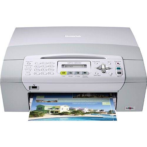 BROTHER MFC 250C PRINTER