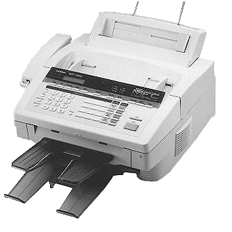 BROTHER MFC 4550ML PRINTER