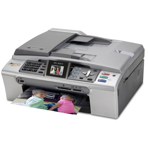 BROTHER MFC 465CN PRINTER