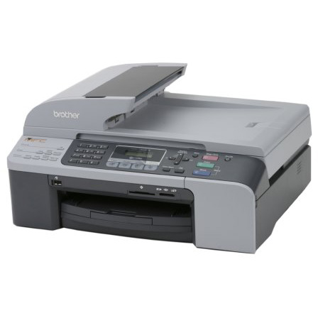 BROTHER MFC 5460CN PRINTER