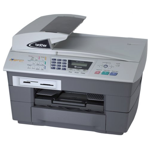 BROTHER MFC 5840CN PRINTER