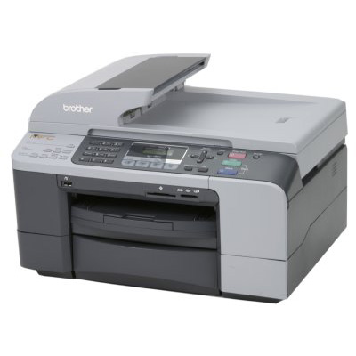 BROTHER MFC 5860CN PRINTER