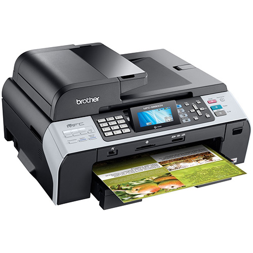 BROTHER MFC 5890CN PRINTER