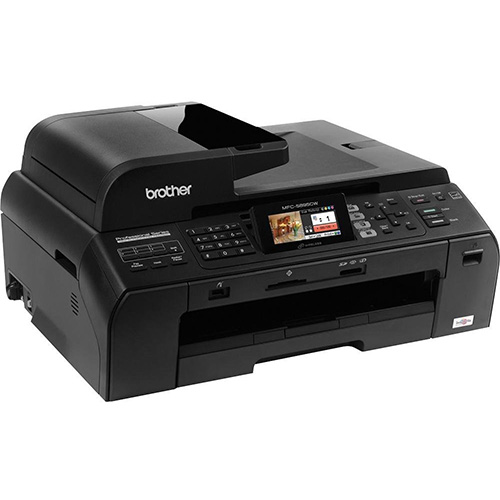 BROTHER MFC 5895CW PRINTER