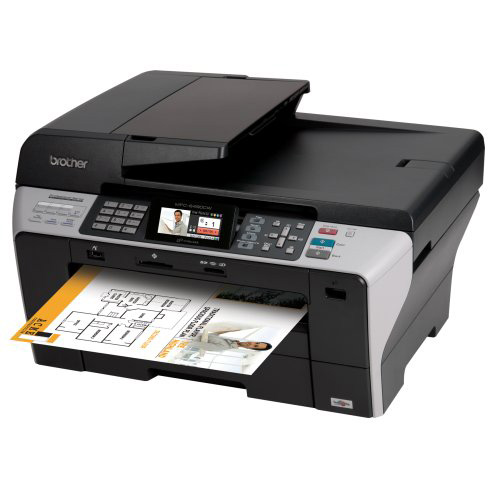 BROTHER MFC 6490CW PRINTER