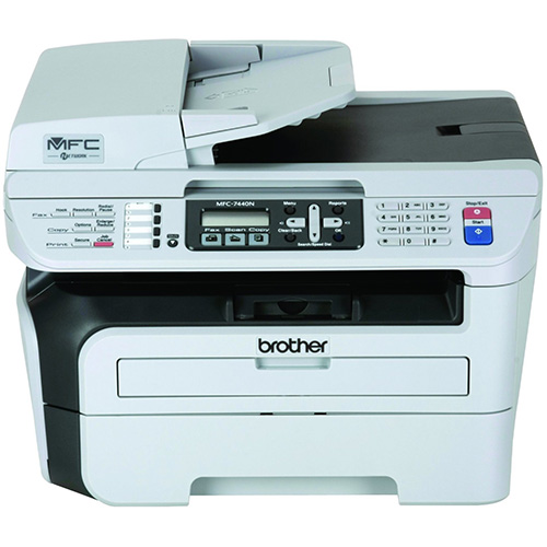 BROTHER MFC 7440N PRINTER