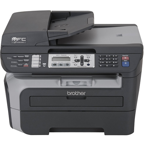 BROTHER MFC 7840W PRINTER
