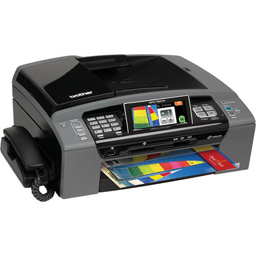 BROTHER MFC 790CW PRINTER