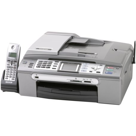 BROTHER MFC 845CW PRINTER