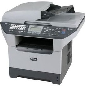 BROTHER MFC 8670DN PRINTER