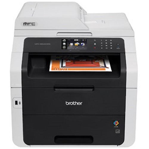 BROTHER MFC 9340CDW PRINTER