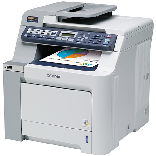 BROTHER MFC 9450CDN PRINTER