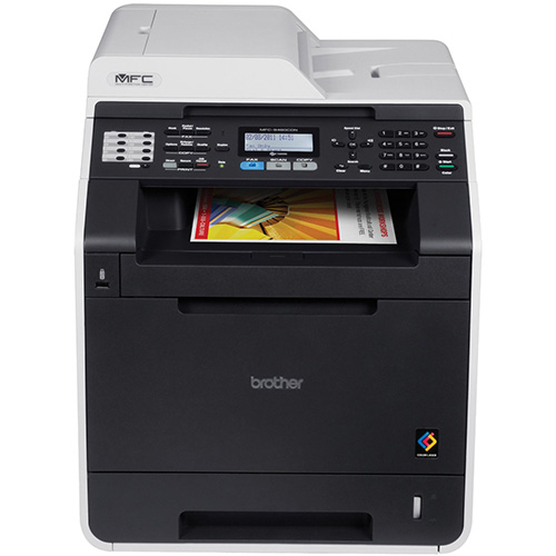 BROTHER MFC 9460 PRINTER