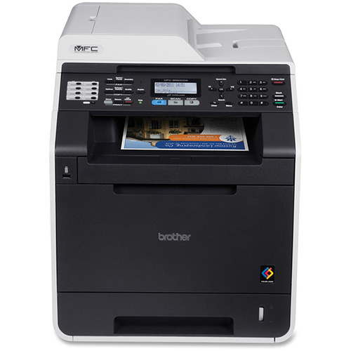 BROTHER MFC 9560CDW PRINTER