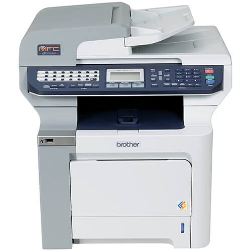 BROTHER MFC 9840CDW PRINTER