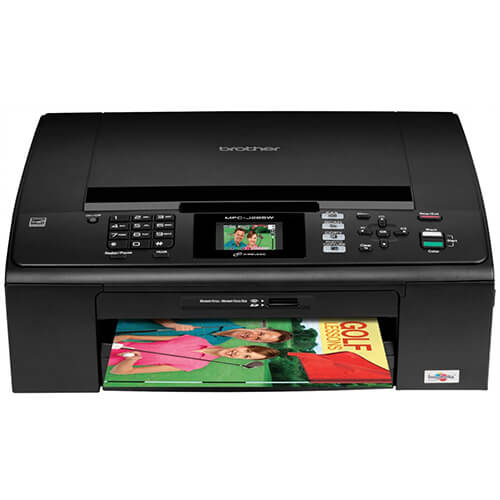 BROTHER MFC J265W PRINTER