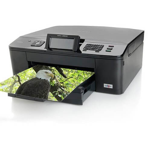 BROTHER MFC J280W PRINTER