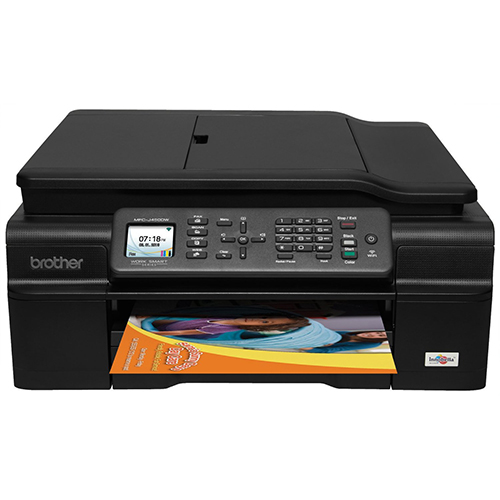 BROTHER MFC J450DW PRINTER