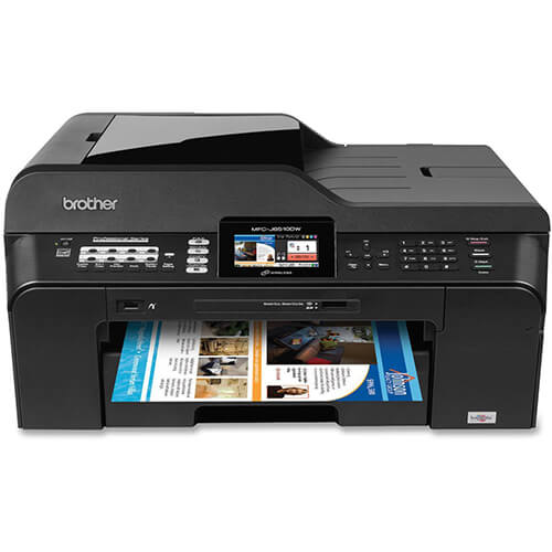 BROTHER MFC J6510DW PRINTER