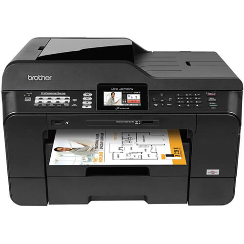 BROTHER MFC J6710DW PRINTER