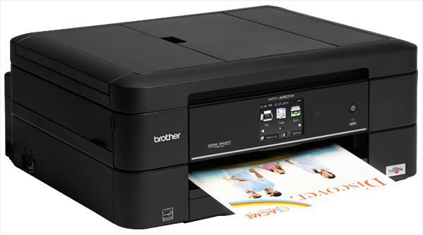 Brother MFC-J680DW printer