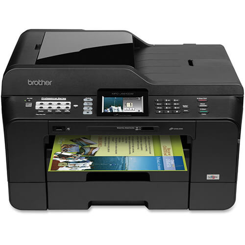 BROTHER MFC J6910DW PRINTER