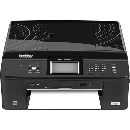 BROTHER MFC J835W PRINTER