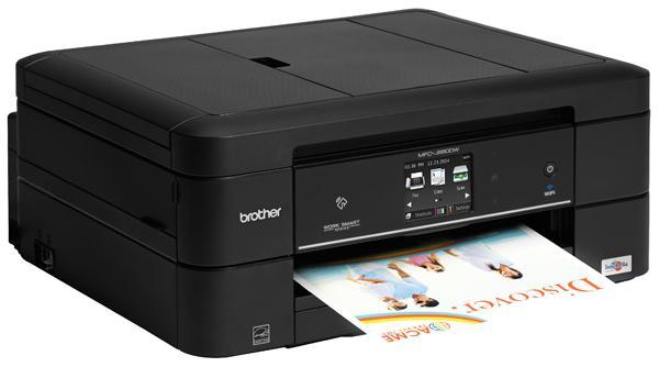 Brother MFC-J880DW printer