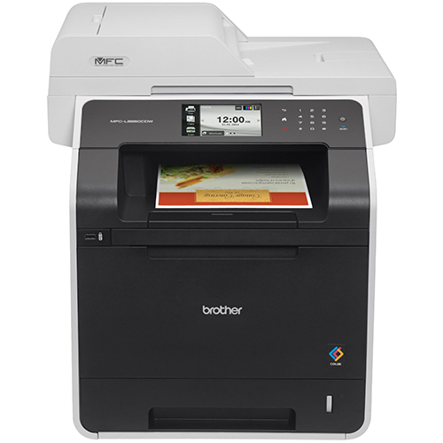 BROTHER MFC L8850CDW PRINTER