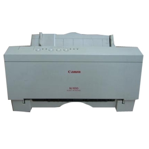 CANON BJ 100 PRINTER