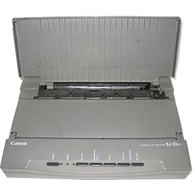 CANON BJ 10E PRINTER