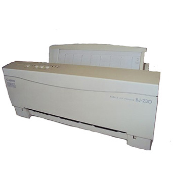 CANON BJ 230 PRINTER
