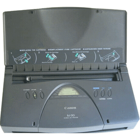 CANON BJ 30 PRINTER