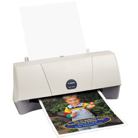 CANON BJC 2125 PRINTER