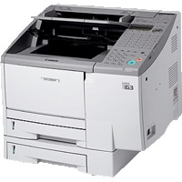 CANON FAX L2000IP PRINTER