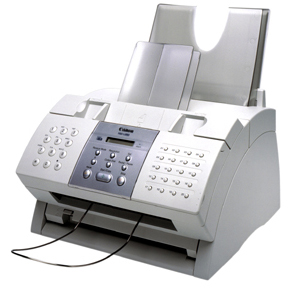 CANON FAX L280 PRINTER