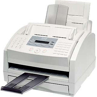 CANON FAX L350 PRINTER