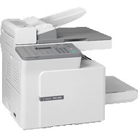 CANON FAX L400 PRINTER