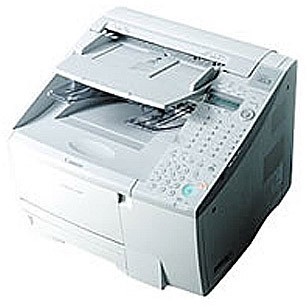 CANON FAX L500 PRINTER