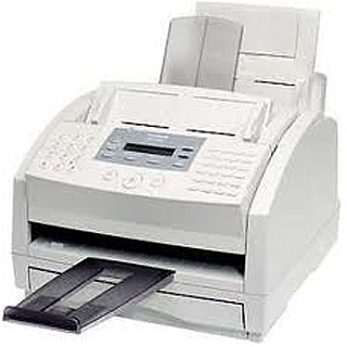 CANON FAX L5000 PRINTER