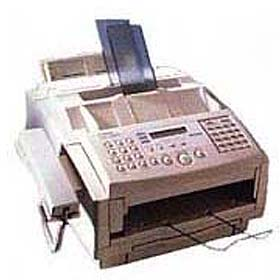 CANON FAX L5500 PRINTER