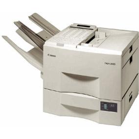 CANON FAX L800 PRINTER