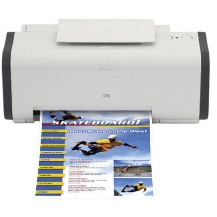 CANON I250 PRINTER