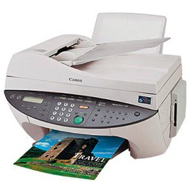 CANON MULTIPASS F80 PRINTER