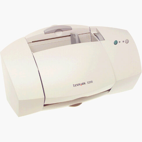 Lexmark ColorJet-3200 printer