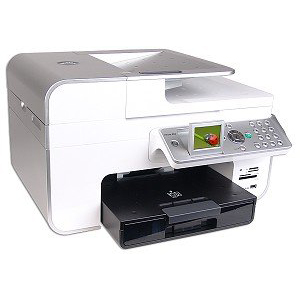 DELL A966 ALL IN ONE PRINTER