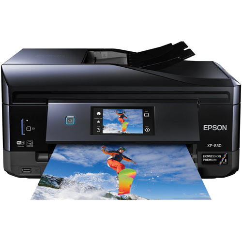 Epson Expression-XP-830 printer